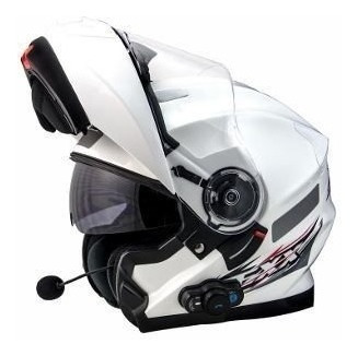 Capacete Texx Blitz Com Bluetooth Integrado