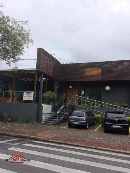 Ponto Para Alugar, 640 M² Por R$ 25.000,00/mês - Jardim Esplanada - São José Dos Campos/sp - Pt0065