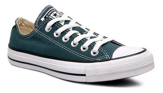 Tênis Converse All Star Chuck Taylor Ct04200040 Verde Escuro