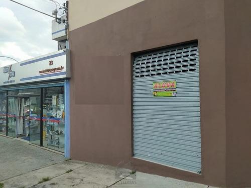 Ótimo Salão P/ Locação Paralelo À Gamelinha - 3673-2