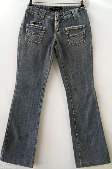 Calça Jeans Calvin Klein 36 Feminina Promocao Oferta