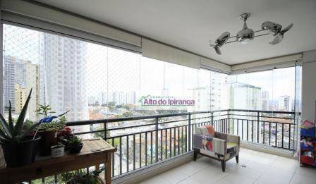 Apartamento Com 3 Dormitórios À Venda, 94 M² Por R$ 1.145.000,00 - Ipiranga - São Paulo/sp - Ap5248