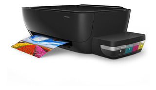 Impresora Hp Multifuncional Ink Tank 315 Sistema Continuo