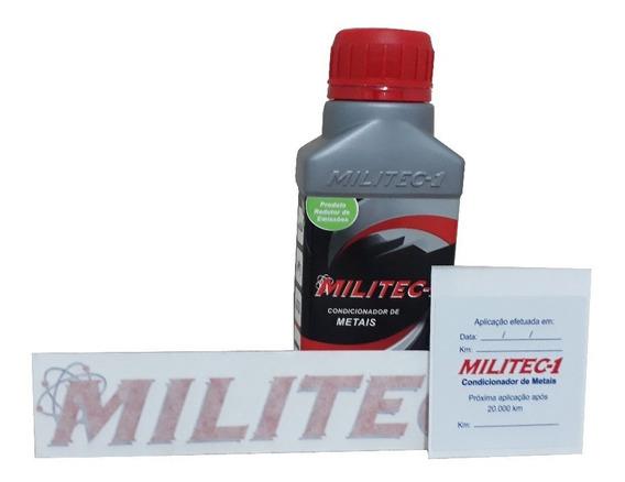 Militec-1 + Adesivo-100% Original Dist. Autorizado - 200ml