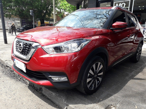 Nissan Kicks Exclusive Cvt F2 2018 Nueva