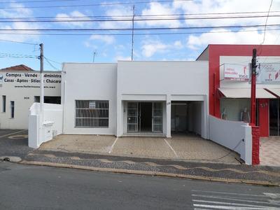 Casa Comercial Para Locação, Vila Pavan, Americana. - Ca0225
