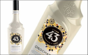 Licor 43 Orochata 700ml Original --- Pronta Entrega ---