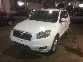 Geely Emgrand Ex7 Full 2016