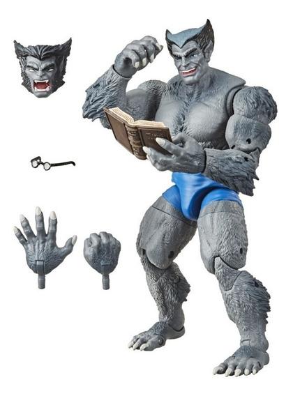 Boneco Marvel Legends Xmen Vintage Dark Beast - Hasbro E9659