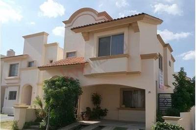 Casa En Renta Villa California Residencial