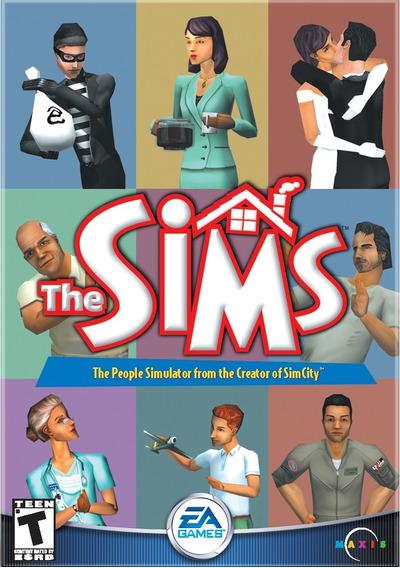 The Sims 1 Pc (cd) Ou (digital)