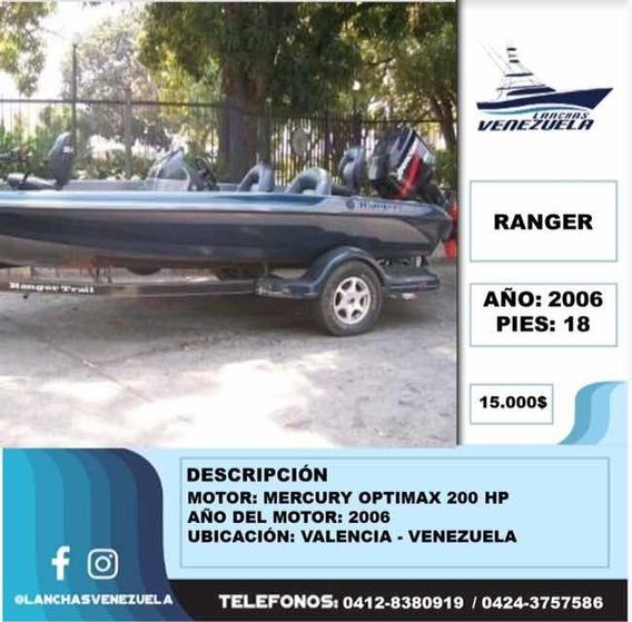 Lancha Ranger 18 Lv07