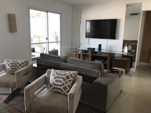 Ref: 3970 Apartamento No Mont Blanc No Centro De Alphaville  - 3970
