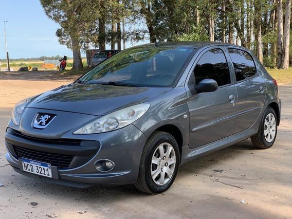 Peugeot 207 Compact 1.4 Fr Año 2012 Segundo Dueño Impecable!