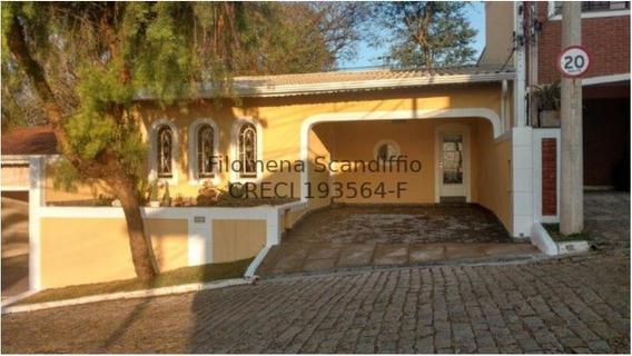 Casa Com 3 Dorms Em Campinas - Parque Imperador Por 600.000, - 114