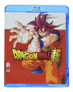 Dragon Ball Super Parte 1 Uno Episodio 1 - 13 Blu-ray