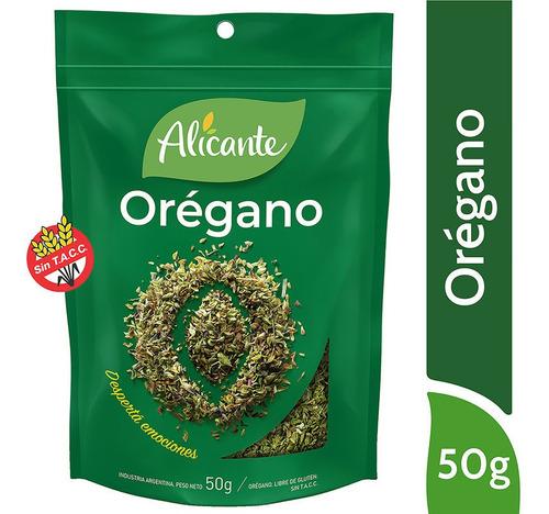 Alicante Oregano X 50 Gr
