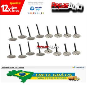 Jogo Válvulas Admissão E Escape Audi A4 2.0 Tfsi 2012-2013
