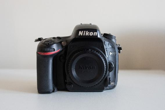 Câmera Nikon D610 Usada