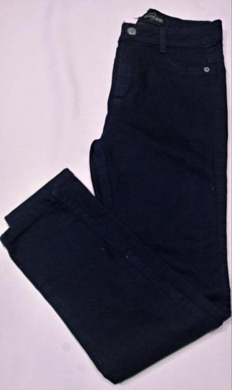 Calça Jeans Feminina Em Sarja !!!! Nova