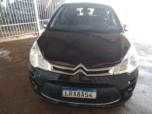 Imagem 1 de 10 de Citroën C3 2014 1.6 Vti 16v Exclusive Flex Aut. 5p