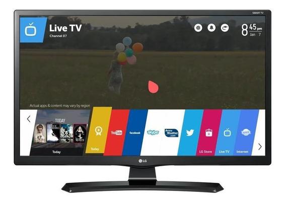 Tv Monitor Led 27.5´ Lg, Conversor Digital Hdm 28mt49s-ps
