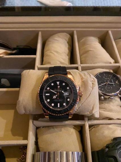 Relógio Luxo Linha Suíça