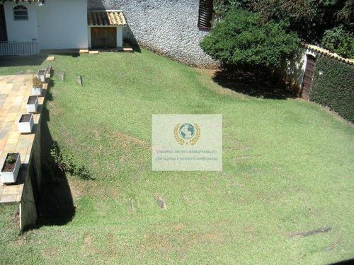 Casa Com 4 Dormitórios À Venda, 541 M² - Cidade Universitária - Campinas/sp - Ca0188