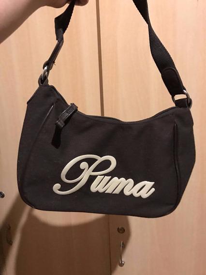 Cartera Puma Color Marrón