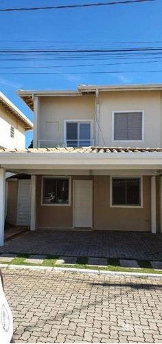 Imagem 1 de 27 de Casa À Venda, 156 M² Por R$ 585.000,00 - Condomínio Villagio Salermo - Sorocaba/sp - Ca1771