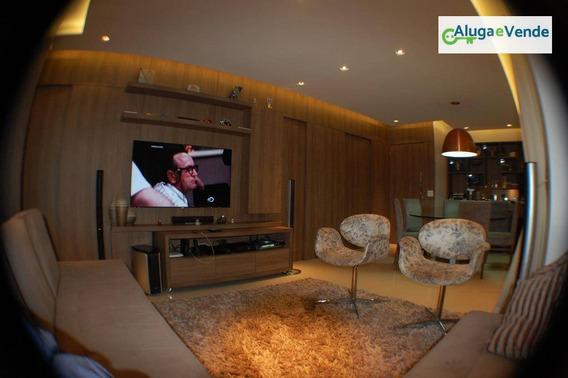 Apartamento Com 2 Dormitórios À Venda, 86 M² Por R$ 600.000,00 - Vila Augusta - Guarulhos/sp - Ap0141