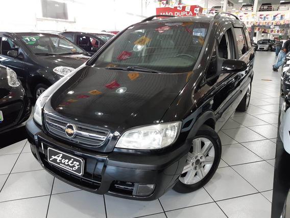 Chevrolet Zafira 2.0 Mpfi Elite 8v Flex Automático 2007