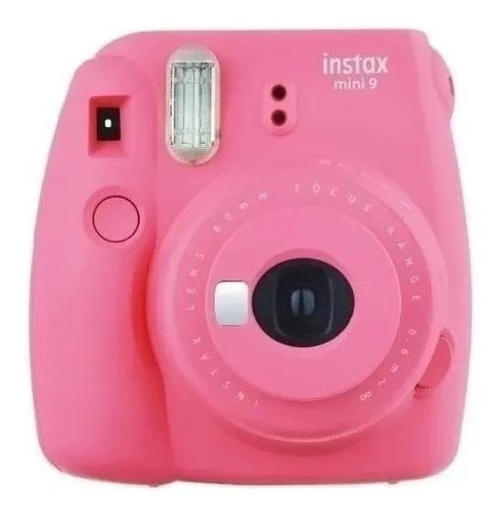 Oferta Câmera Instax Mini 9 Instantanea Com Defeito Fujifilm