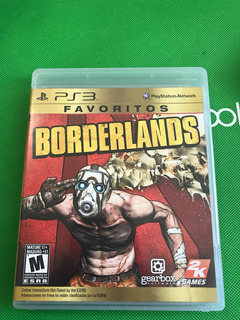 Borderlands Original Para Ps3