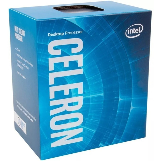 Processador Intel Celeron G3930 2mb 2.9ghz Lga 1151 Com Nfe
