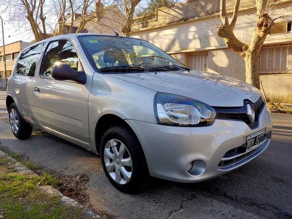 Renault Clio 1.2 Mio Confort Plus Abc 2014 Única Mano