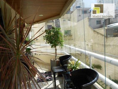 Otimo Apartamento Proximo Av Pompeia. - Ap0865