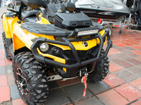 Cuatrimoto Can-am Outlander Max Xt 650 Impecable