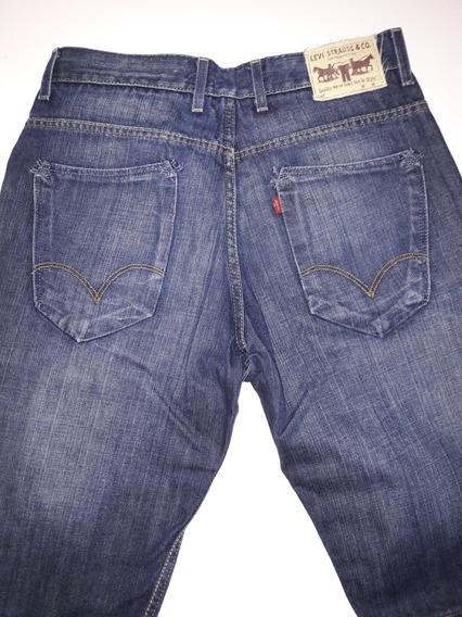 Bermudas Jeans Levis Hombre Talle 42 - M