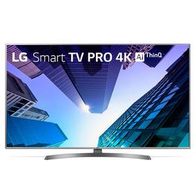 Tv 65 Smart Lg Pro 4k Ai Uhd Modo Hotel 4hdmi 2usb 65uk651c