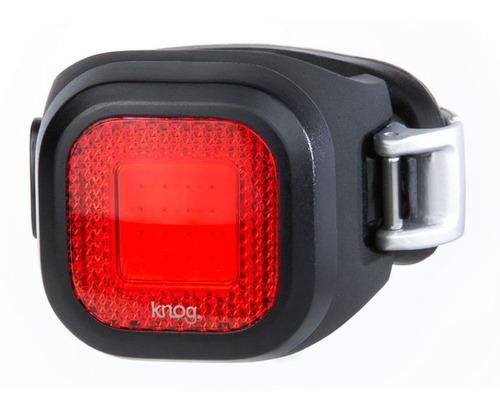 Luz Knog Mini Blinder Chippy Rear-black Trasera Usb