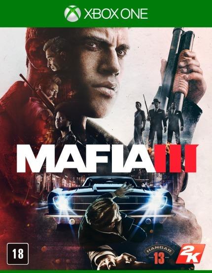 Mafia 3 - Xbox One Lacrado Novo Mídia Física
