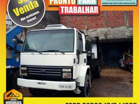 Ford Cargo 1617 / 1995 - Poliguindaste Duplo Mirassol