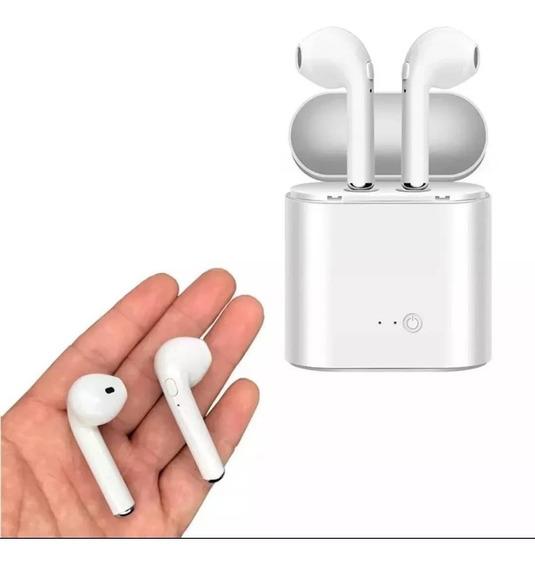 Fone De Ouvido Bluetooth Sem Fio In-ear I7s Tws - Nf-e