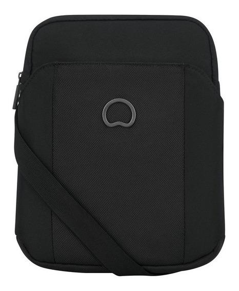 Hermosa! Delsey Mini Bag Tamaño Tablet 9,7