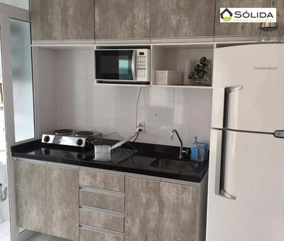 Flat Com 1 Dormitório À Venda, 48 M² Por R$ 322.200 - Vila Arens I - Jundiaí/sp (consulte Valor Para Locação) - Fl0027