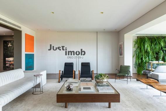 Apartamento A Venda No Bairro Cidade Jardim Em São Paulo - - 9512361-1