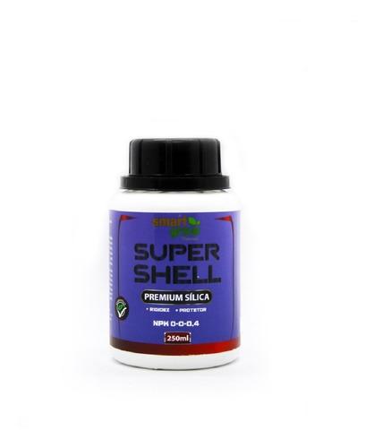 Imagem 1 de 4 de Fertilizante Smartgrow Super Shell 250ml - Silica