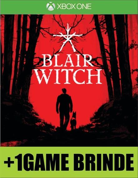 Blair Witch Bruxa De Blair Xbox One Mídia
