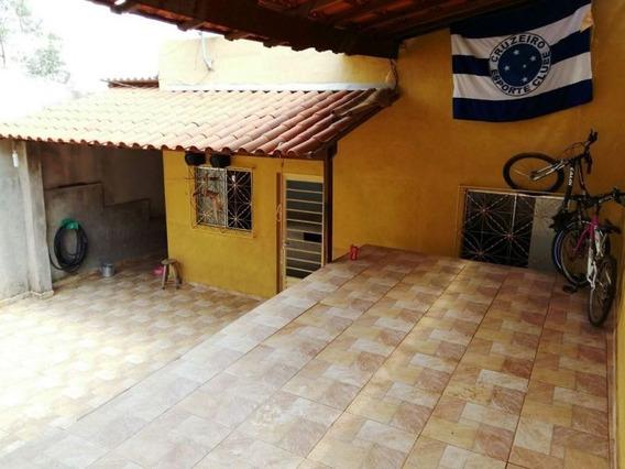 Casa Com 3 Quartos Para Comprar No Nossa Senhora De Fátima Em Sabará/mg - 16772